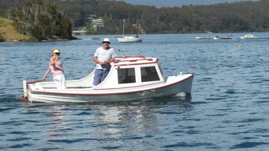 Boat - Abel Mabel