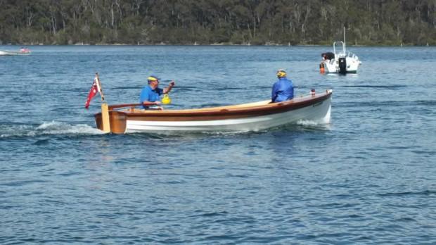 Boat - Allwood