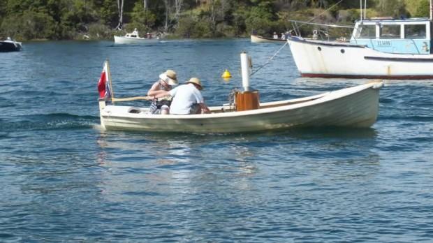 Boat - choof 'n puff