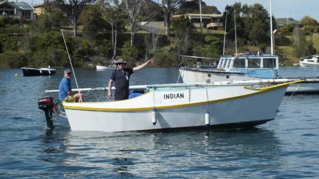 Boat - indian