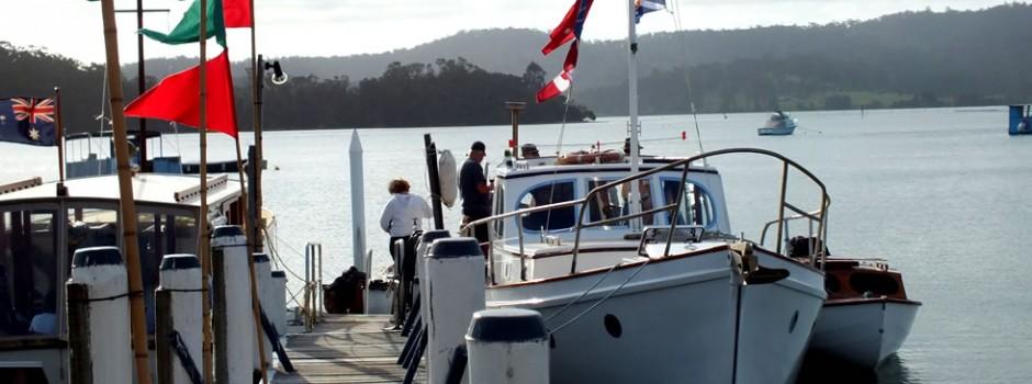 flags-huon-wharf