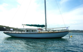 pueta 1930s sloop boat for sale narooma