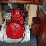 Fully restored 1938 Huon Pine Tamar Sloop for sale Narooma - Bukh Engine