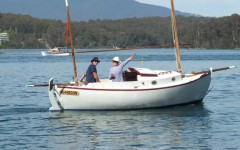 Boat - cooee