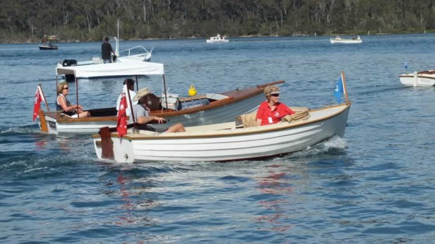 Boat - fisher