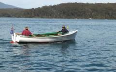 Boat - lady alana