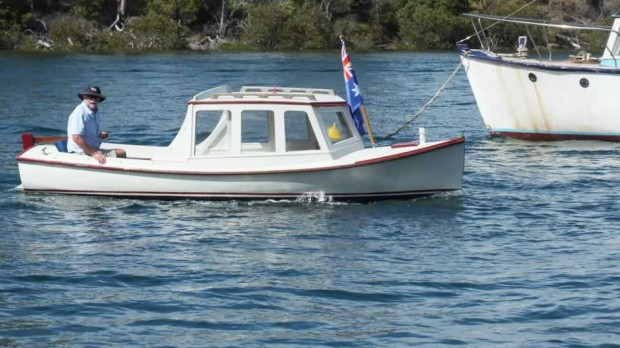 Boat - Lectric Lucy