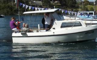 Boat - minnow