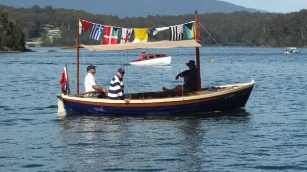 Boat - molly