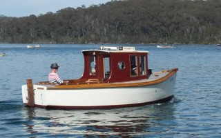 Boat - stumpy 2