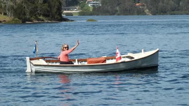 Boat - whisper
