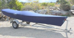 15ft rowing boat for sail
