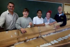 donation from narooma boatsafloat to narooma high school